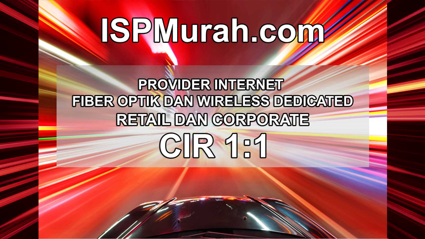 Arti SLA 99,5% ( Service Level Agreement 99,5% ) pada sebuah Provider Internet ( ISP Murah )Dedicated