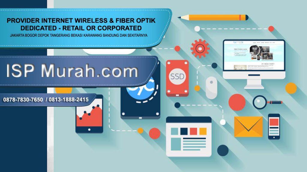 ISP Bandung untuk internet dedicated corporate retail 2