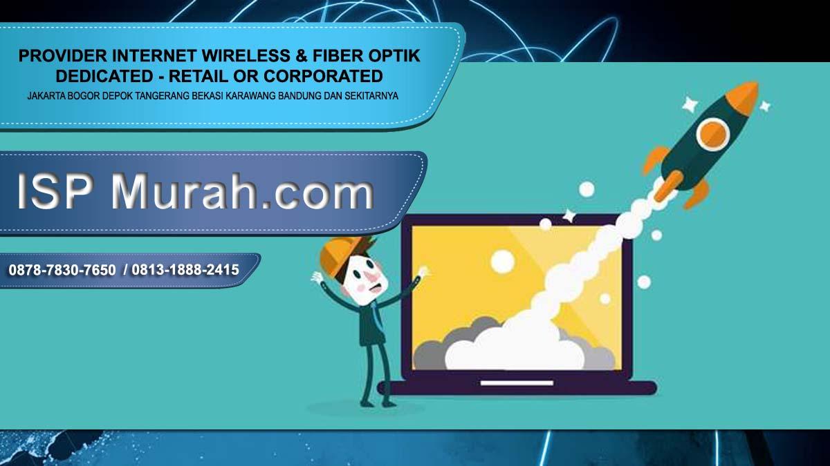 ISP Bogor Dedicated corporate terbaik untuk di Kota dan Kabupaten Bogor 2