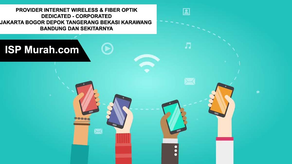 Internet Wireless Dedicated Murah yang bisa untuk kantor bumn, hotel, soho (Small Office Home Office) dll di Jakarta