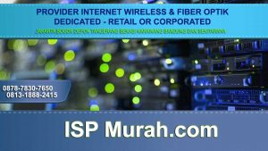 Jenis Internet Service Provider atau ISP 2