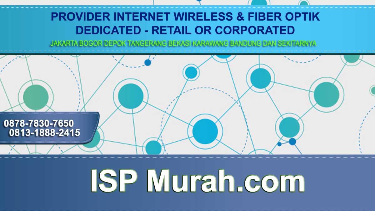 Penerapan Provider Internet ISP Fiber Optic di Jakarta